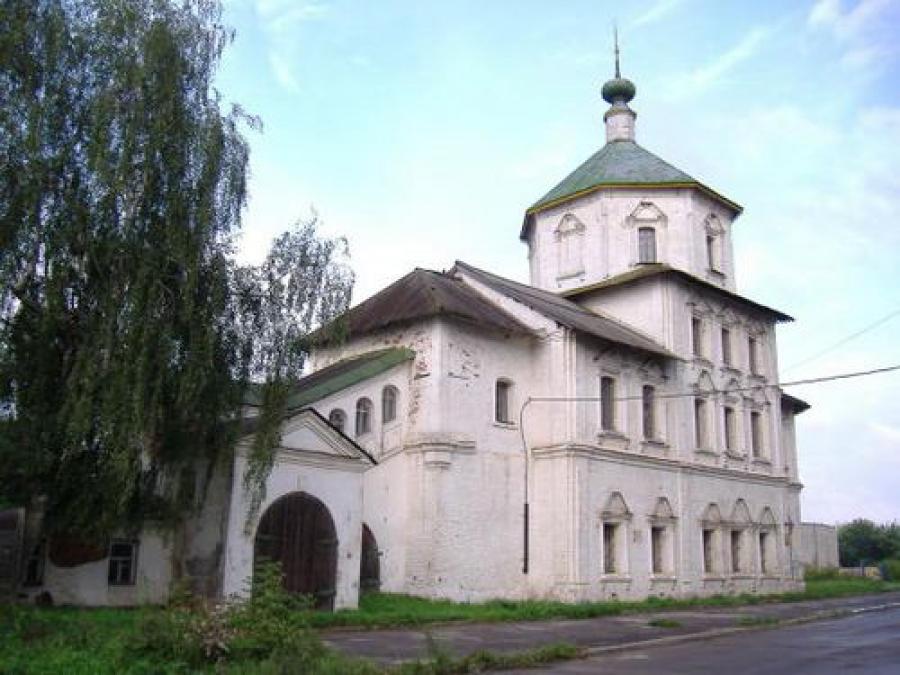 В Борисоглебской церкви в Твери пройдёт первая за 97 лет литургия