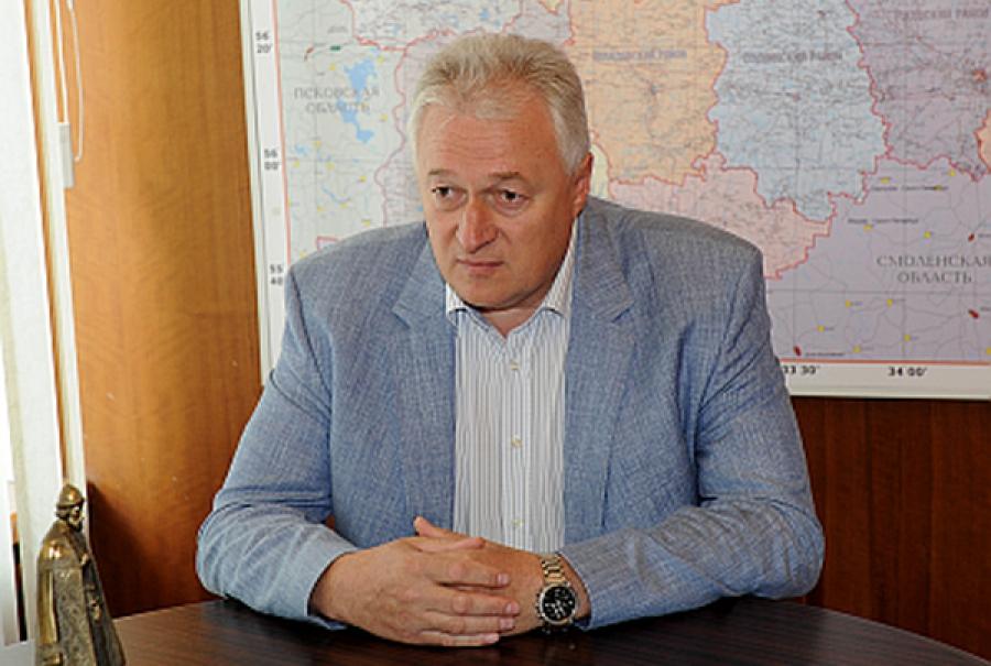 Губернатор встретился с руководителем фракции «Единой России» в областном парламенте