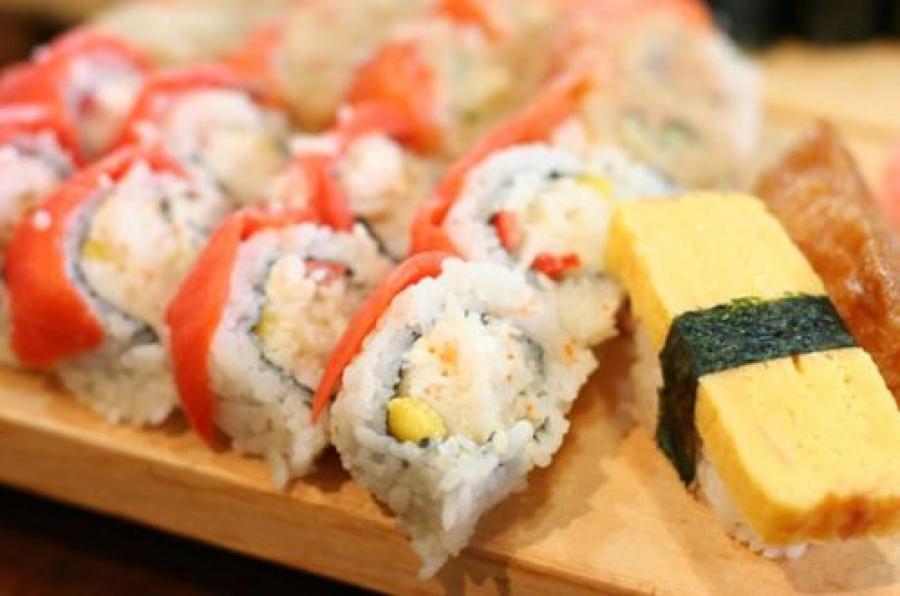 Суши на дом: вместе с кишечной инфекцией