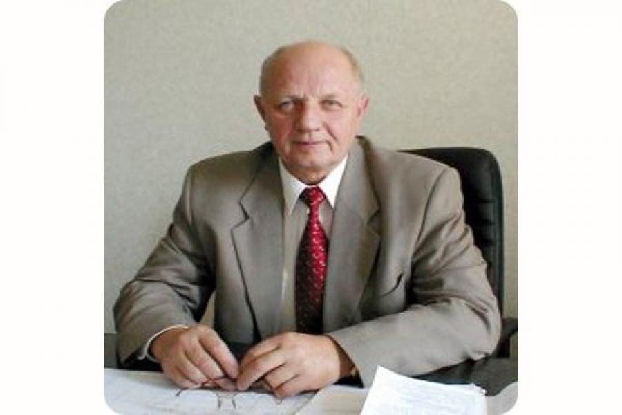 Губернатор поздравил президента ТГТУ Вячеслава Мироновна с юбилеем