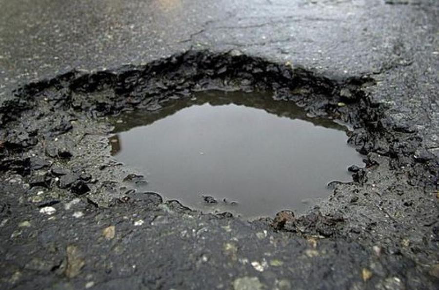 Тверичи просят Президента построить в городе дороги