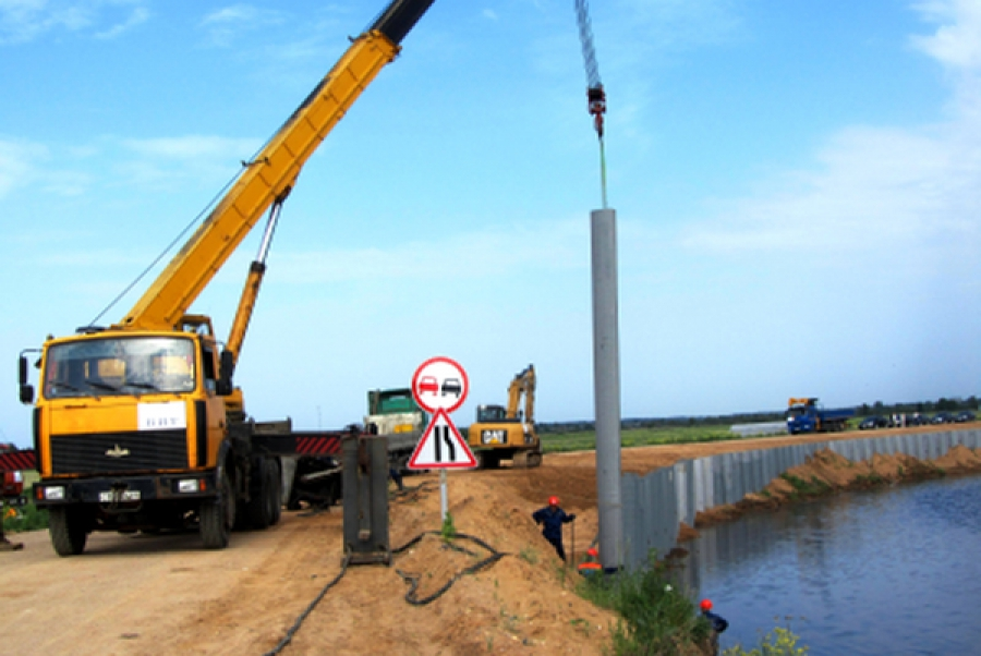 Ход ремонта дороги Тургиново-Селиново проверил министр транспорта региона