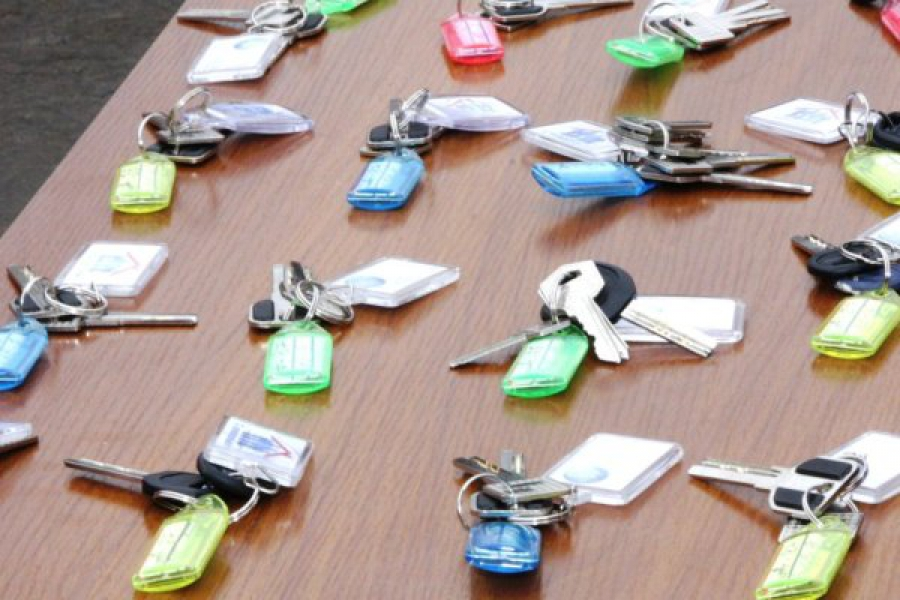В Конаковском районе 20 семей получили ключи от новых квартир