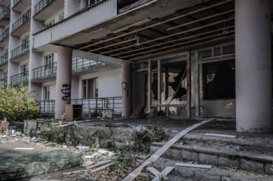 Ржевитяне хотят привлечь внимание региональной власти к судьбе пансионата «Верхний Бор»