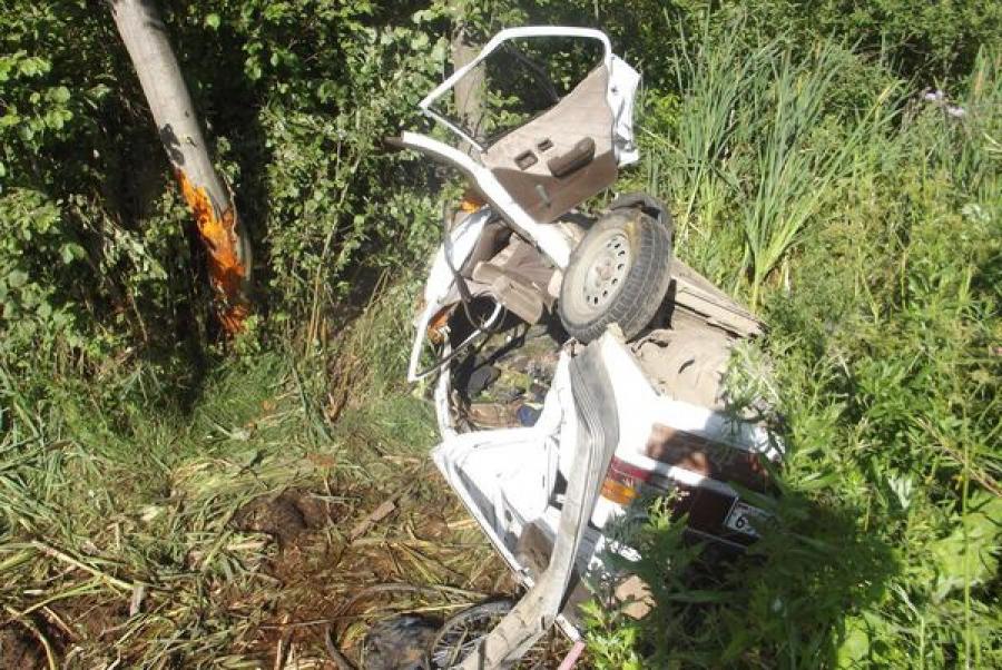 В выходные в Тверской области несколько машин оказалось в кюветах: во всех случаях есть пострадавшие