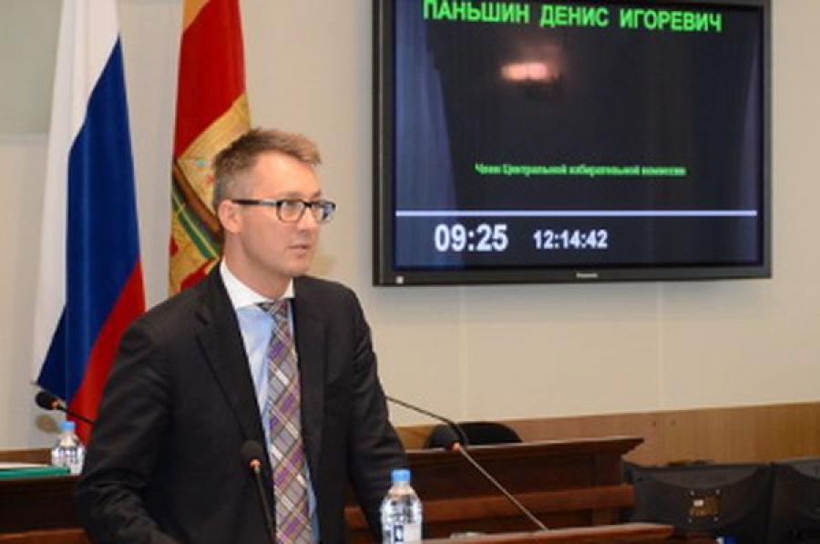 Член Центризбиркома побывал в Твери с рабочим визитом