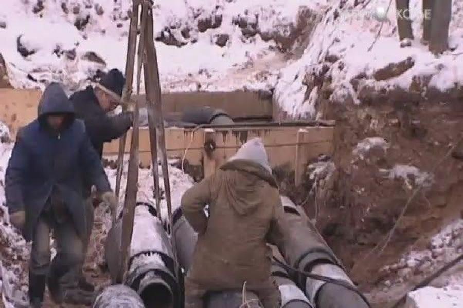 В Твери идет ремонт на семи участках теплосети