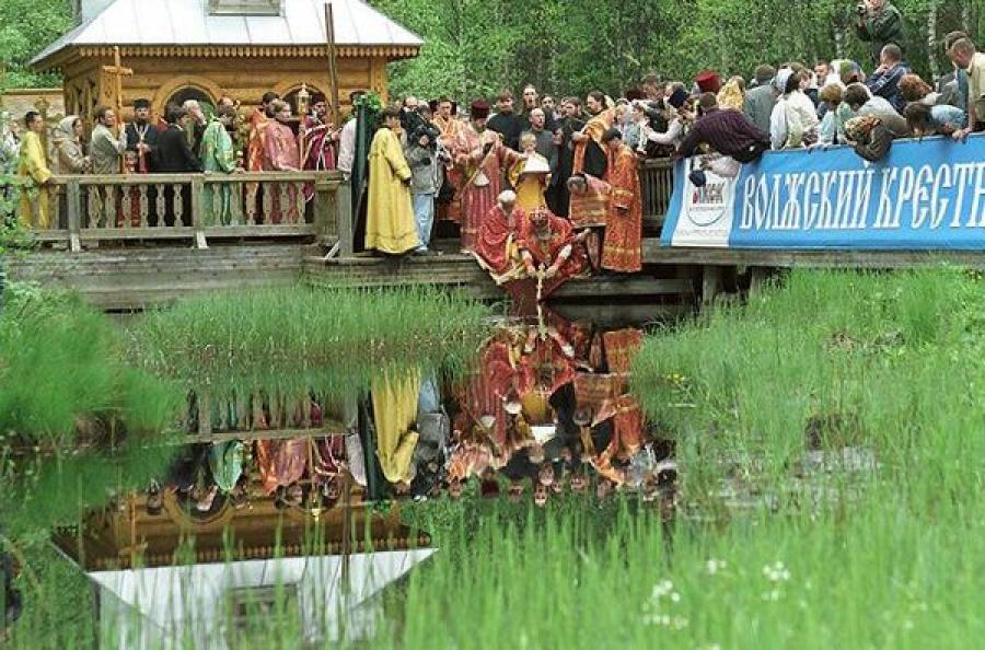 Волжский крестный ход завершится музыкальным фестивалем