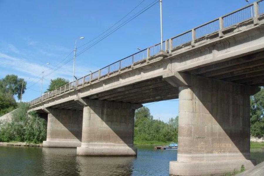 В Тверской области отремонтирован мост
