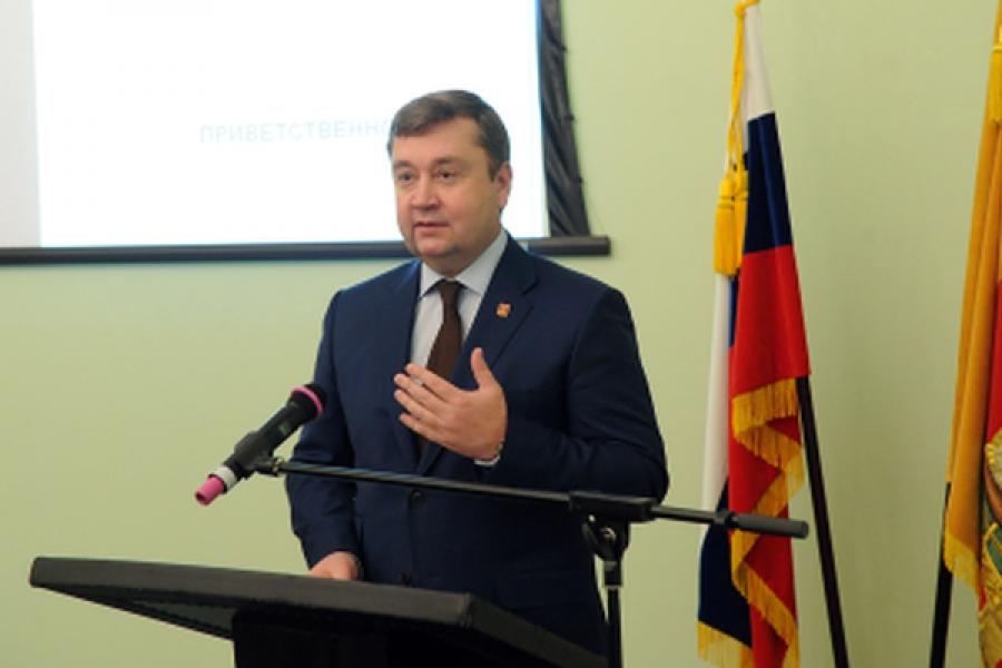Развитие административного судопроизводства обсудили в Тверской области