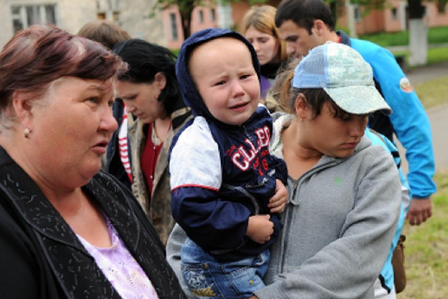 Большинство беженцев из Украины, приехавшие в Тверской регион, хотят остаться в России