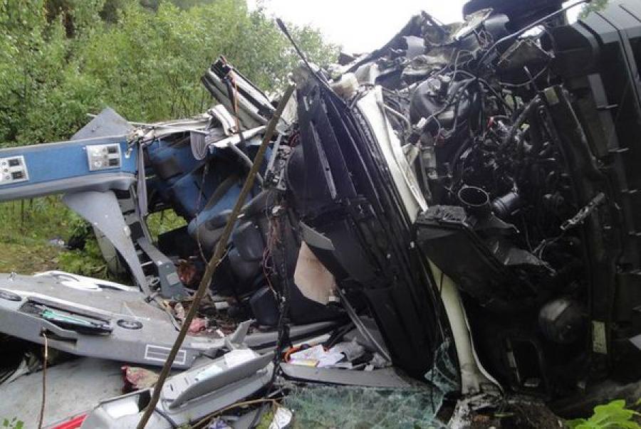 По факту ДТП в Бежецком районе возбуждено уголовное дело
