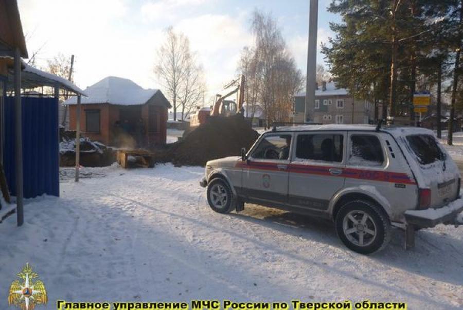 В Твери из-за аварии без тепла остались жилые дома и объекты соцсферы