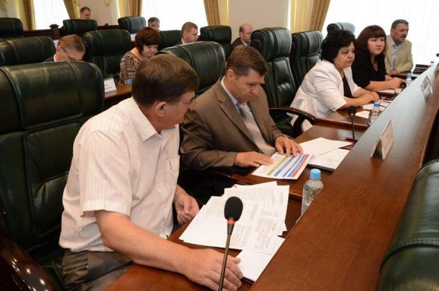Представлена Стратегия законотворческой деятельности регионального парламента