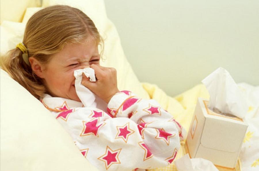ОРВИ и грипп: за неделю в Тверской области заболели более 9 тысяч человек
