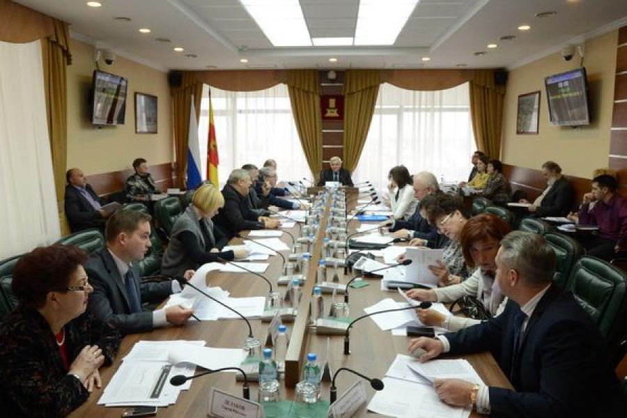 Прогноз соцэкономразвития Тверской области рассмотрели комитеты ЗакСобрания