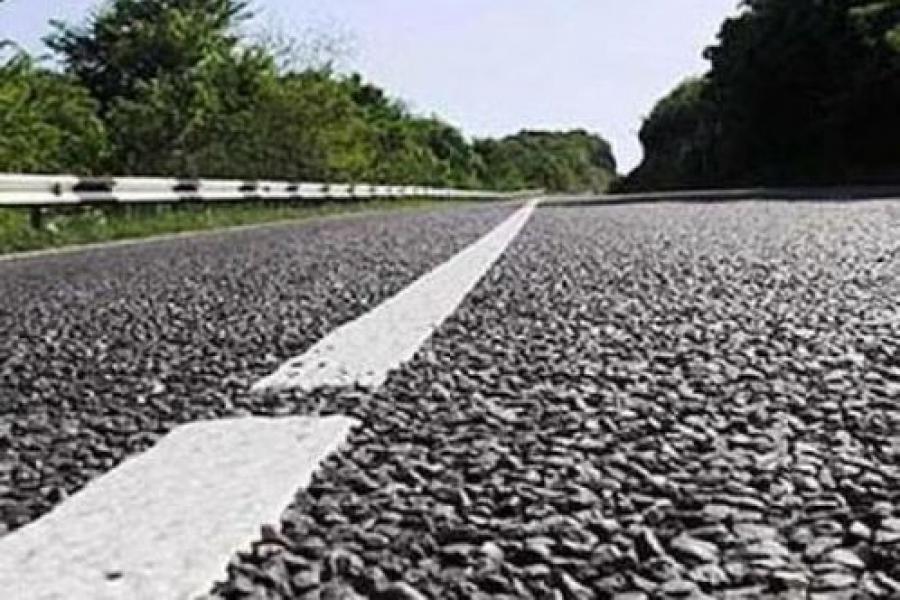 В Кимрском районе отремонтировали автодорогу