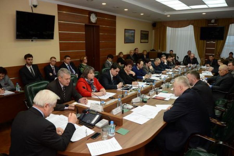 Методика оценки земли в населенных пунктах заинтересовала ЗакСобрание