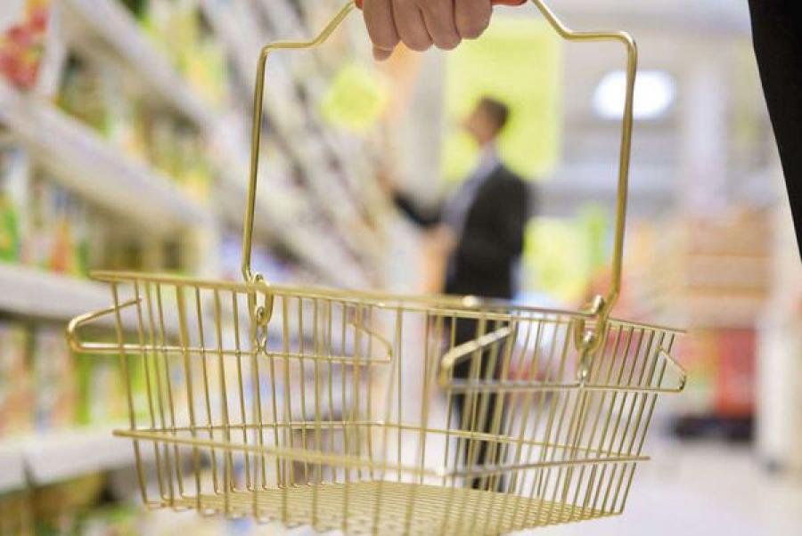 За неделю 12 видов продуктов подорожали в Тверской области более чем на 5%