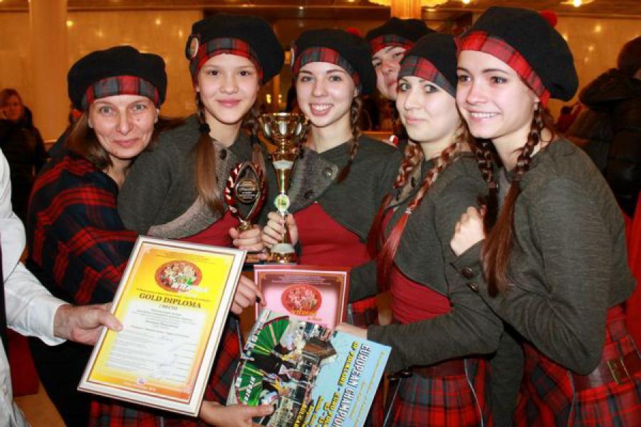 Тверитяне стали призерами международного фольклорного конкурса