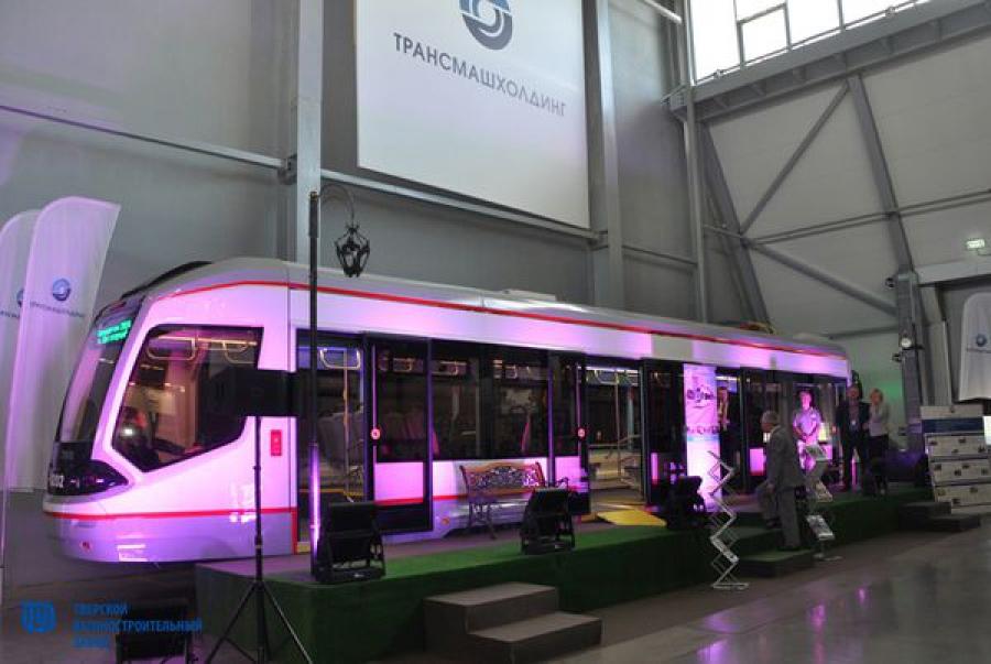 Новый трамвай от ТВЗ может появиться на улицах Твери?
