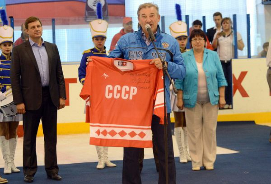 В Кимрах юные хоккеисты завоевали Кубок Владислава Третьяка
