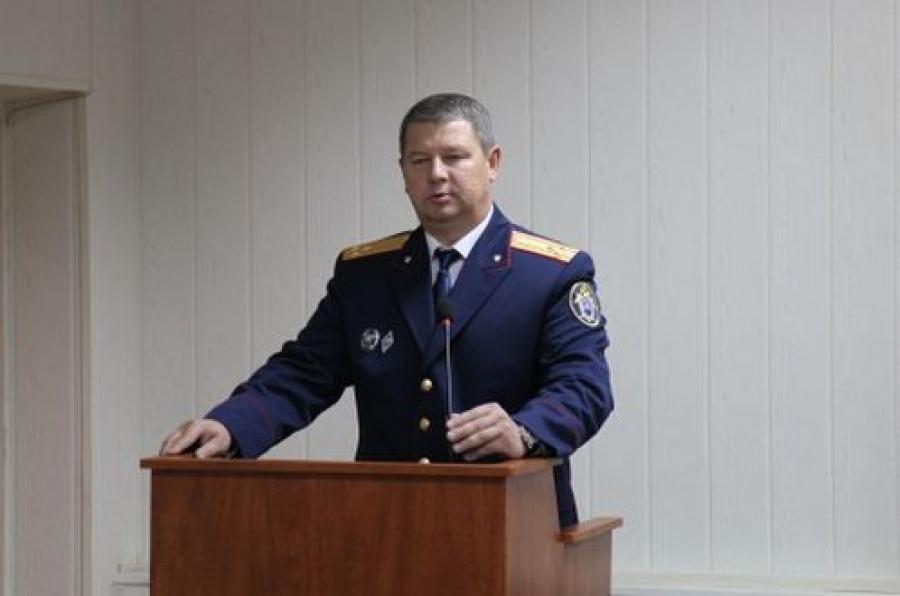 Новый первый заместитель руководителя СУ СК РФ по Тверской области приступил к работе
