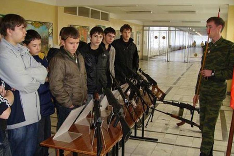 Молодежь проинформируют о позитивных изменениях в армии
