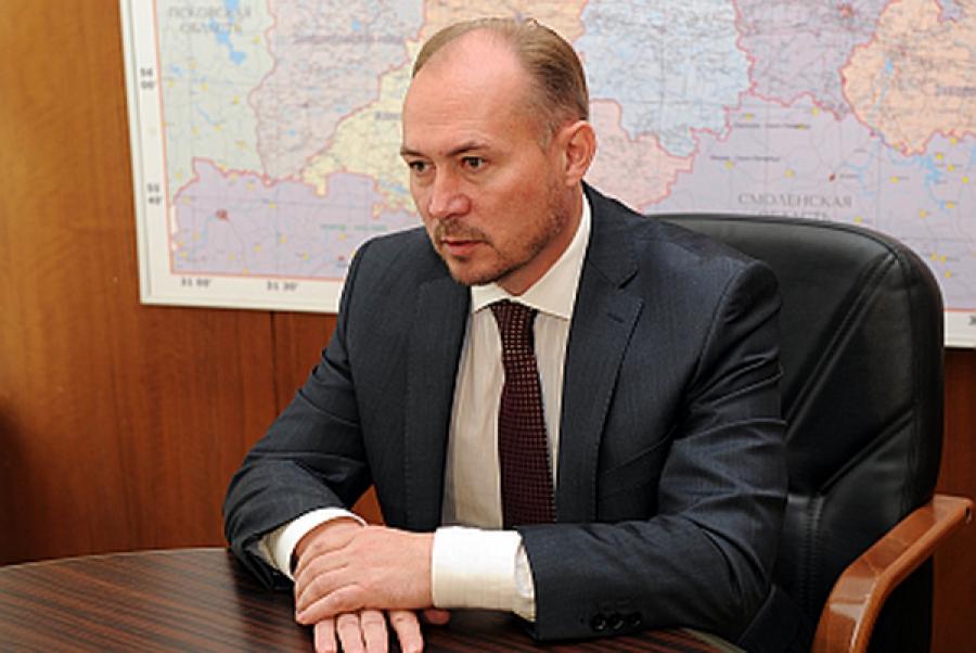 Губернатор встретился с главой администрации Старицкого района