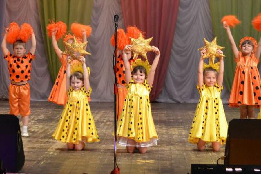 В Твери стартовал фестиваль творчества дошкольников «Тверская звездочка 2014″