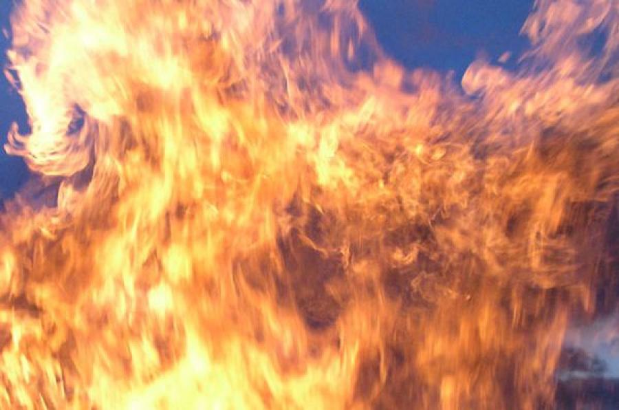 Возбуждено уголовное дело по факту гибели годовалой девочки на пожаре в Кашинском районе
