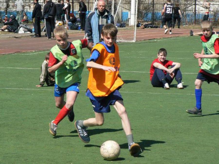В Твери сразятся дворовые футбольные команды