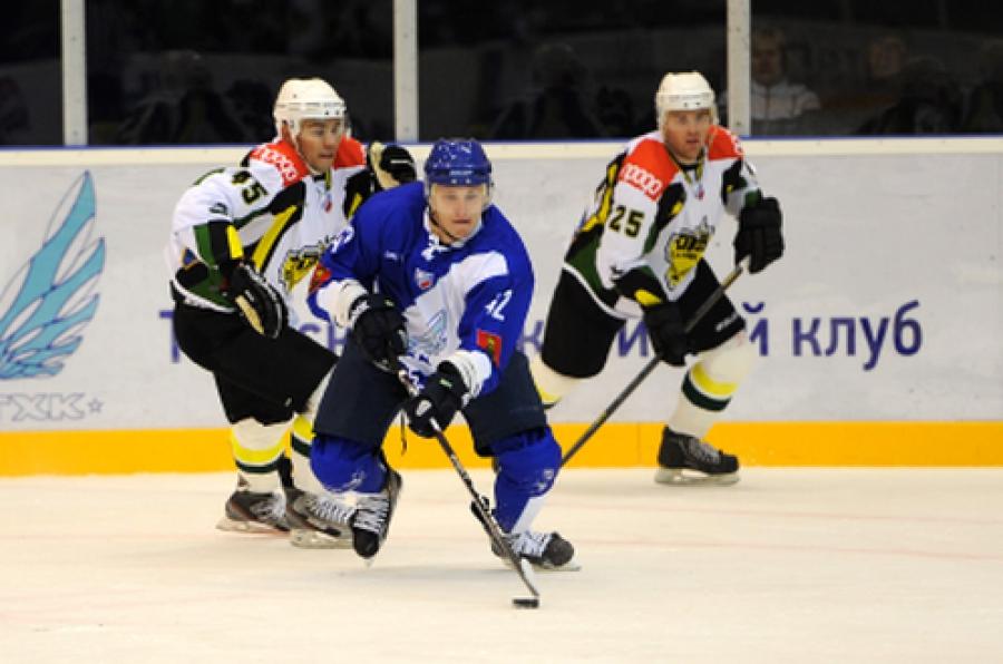 Большой хоккей пришел в Тверь