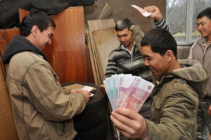 Работать в Тверскую область едут из Узбекистана, Таджикистана, Украины и Молдовы