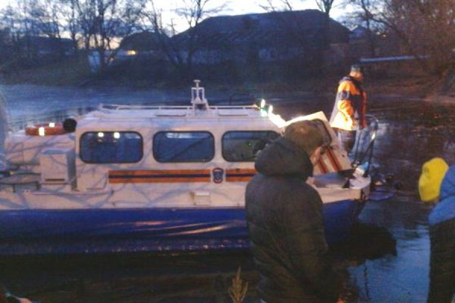 В Конакове 10-летний мальчик попал в полынью и утонул