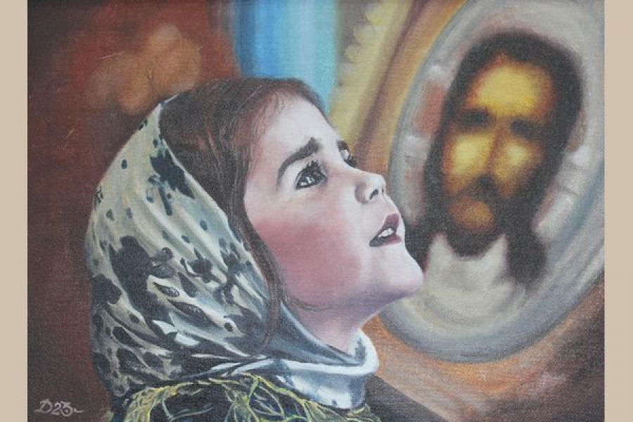 Конкурс православной живописи среди осужденных: лучшие работы отправятся в Москву