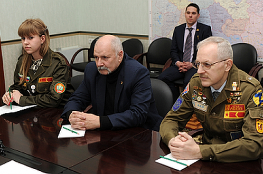 Студенческие отряды поддержат на уровне региона