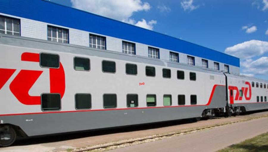 Вагоностроительный завод получил сертификаты соответствия на три модели двухэтажных вагонов