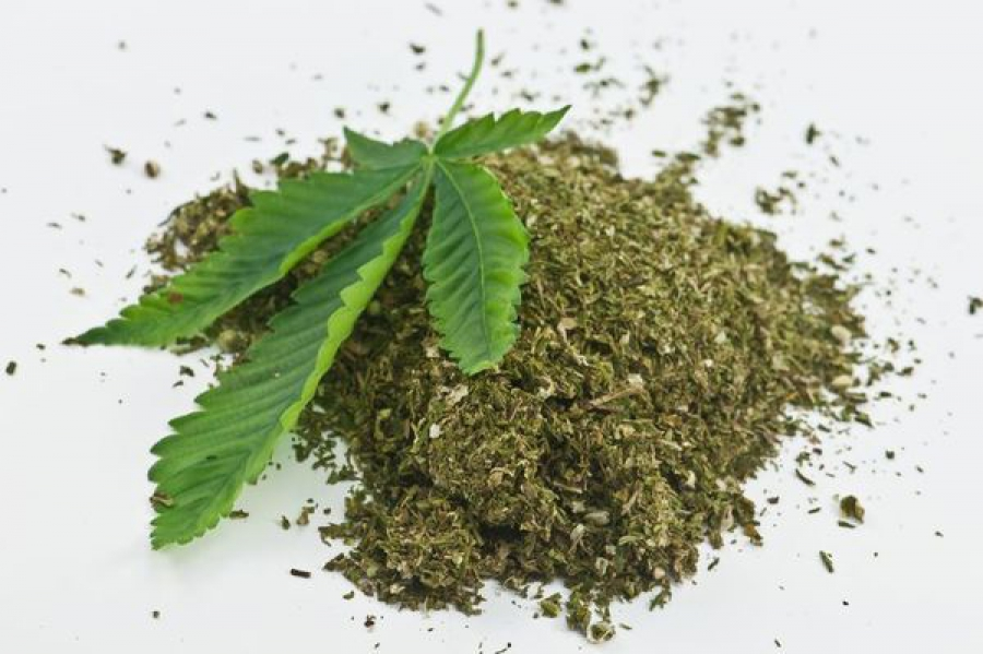 Наркополицейские задержали в Торжке мужчину с килограммом марихуаны