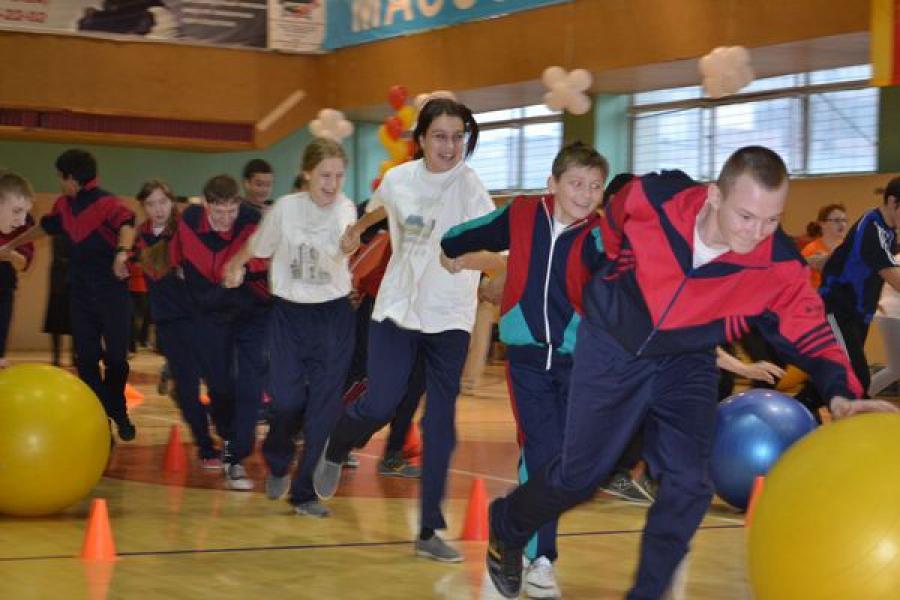 Спортивный праздник «Тверь — город равных возможностей» прошел в областном центре