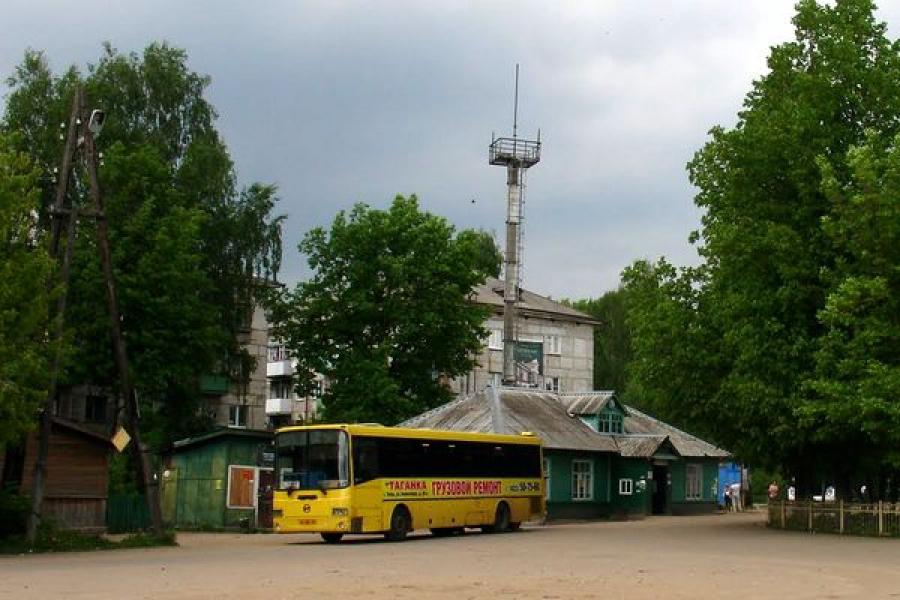 Расписание автобусов «Торжок-Дмитровское-Сукромля» скорректировано