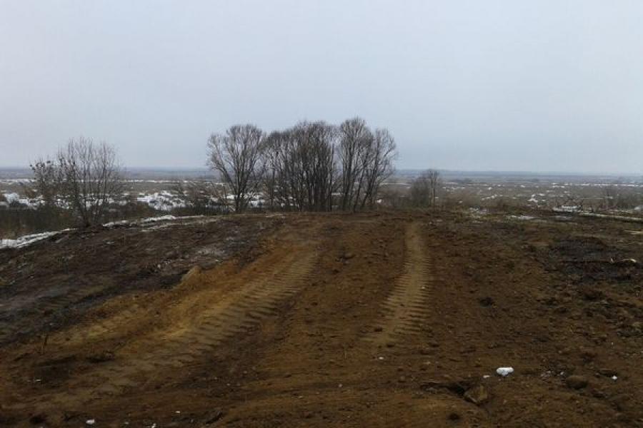 Экологи искали ртутьсодержащие лампы на территории деревни в Бежецком районе