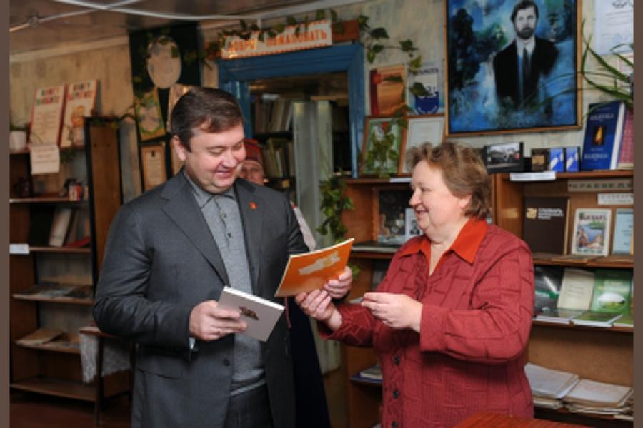 В Спировском районе сохраняют культуру тверских карел