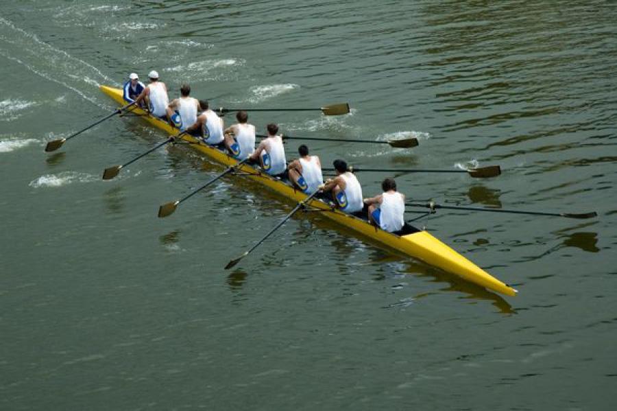 Городские соревнования по академической гребле пройдут в Твери