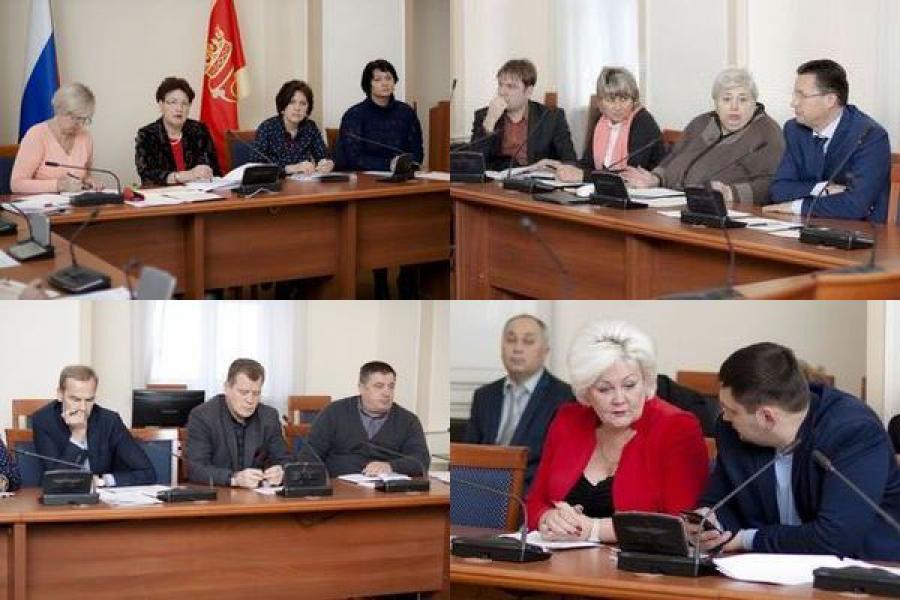 Депутаты познакомились с планом социально-экономического развития Твери на 2015 год