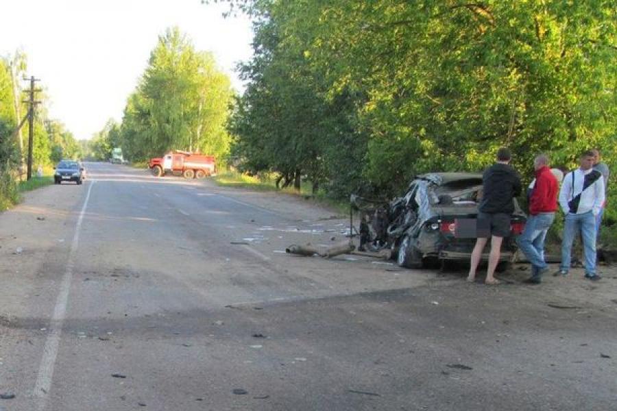 За выходные в Тверской области в ДТП погибли 6 человек