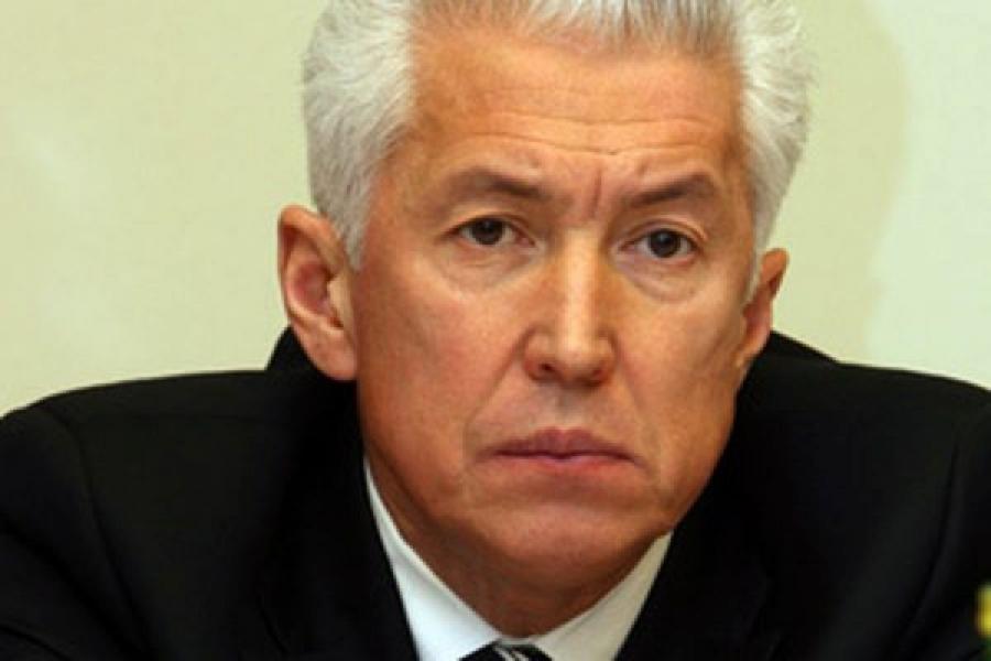 Владимир Васильев стал «персоной нон грата» для Евросоюза