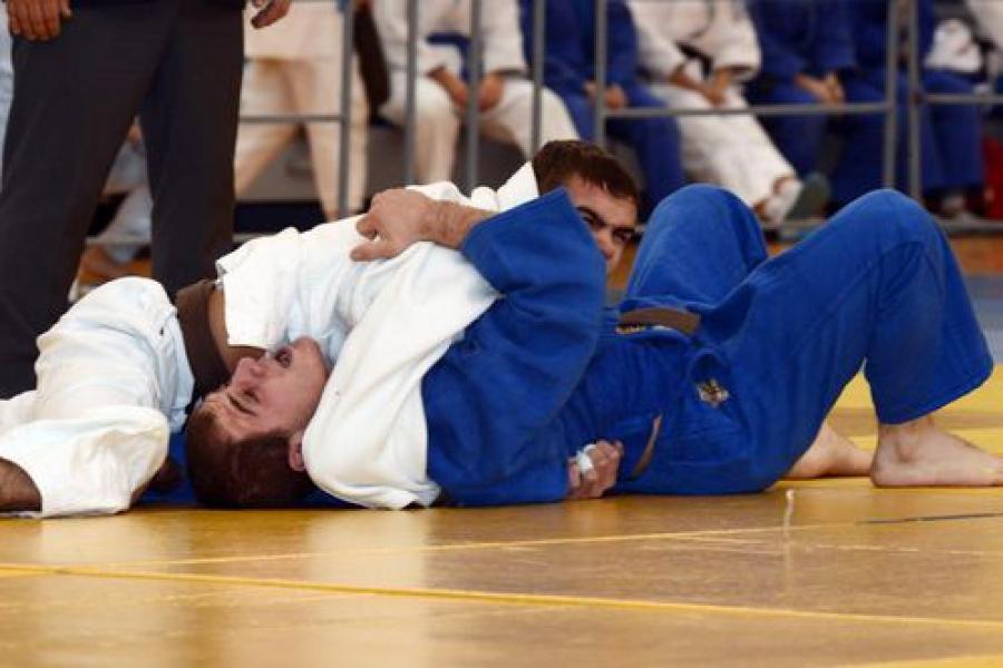 Сборная Тверской области завоевала 18 медалей на соревнованиях по дзюдо
