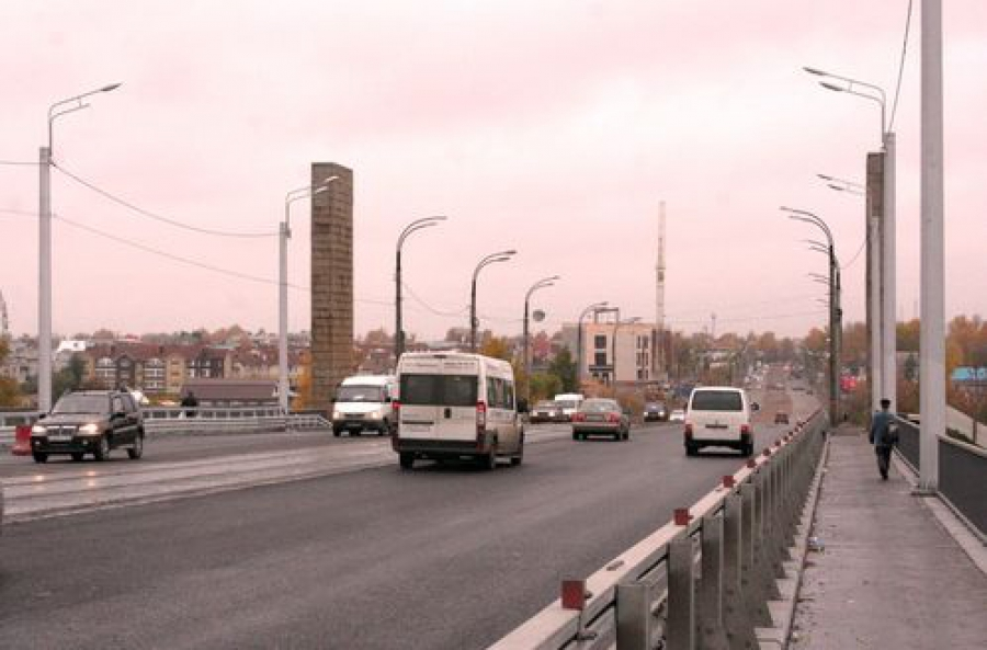 Открытие Восточного моста ожидается 16 октября