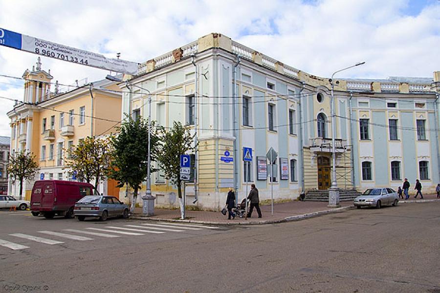 Прокуратура потребовала обезопасить Тверской ТЮЗ от пожара